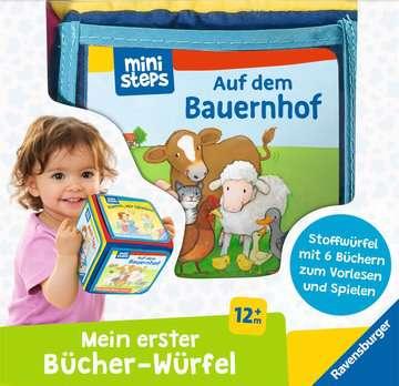 31770 Babybücher und Pappbilderbücher Mein erster Bücher-Würfel (Starter-Set) von Ravensburger 1
