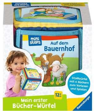 31770 Babybücher und Pappbilderbücher Mein erster Bücher-Würfel (Starter-Set) von Ravensburger 2