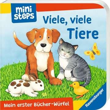 31770 Babybücher und Pappbilderbücher Mein erster Bücher-Würfel (Starter-Set) von Ravensburger 3