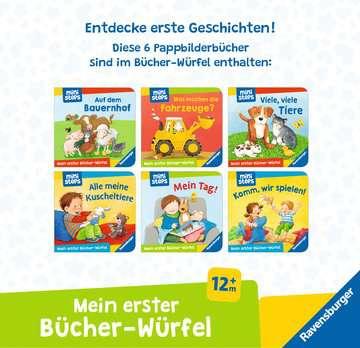 31770 Babybücher und Pappbilderbücher Mein erster Bücher-Würfel (Starter-Set) von Ravensburger 13