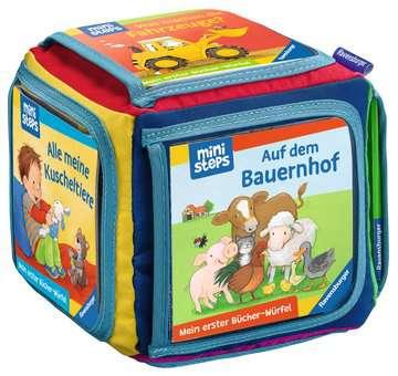 31770 Babybücher und Pappbilderbücher Mein erster Bücher-Würfel (Starter-Set) von Ravensburger 18