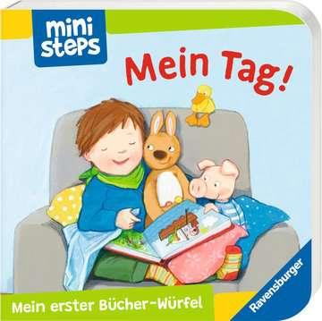 31770 Babybücher und Pappbilderbücher Mein erster Bücher-Würfel (Starter-Set) von Ravensburger 23