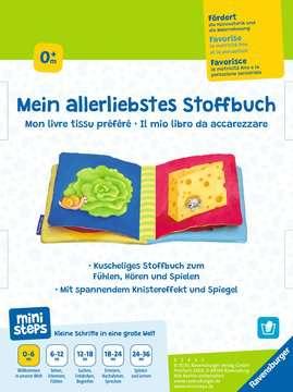31786 Babybücher und Pappbilderbücher Mein allerliebstes Stoffbuch von Ravensburger 3