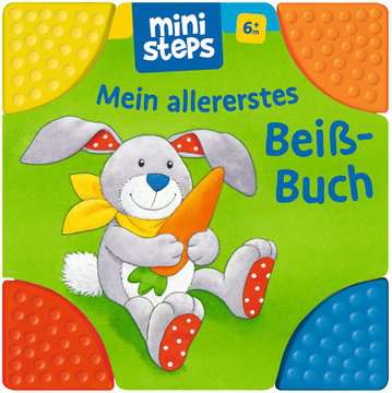 31787 Babybücher und Pappbilderbücher Mein allererstes Beißbuch von Ravensburger 1