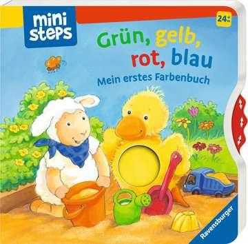 31791 Babybücher und Pappbilderbücher Grün, gelb, rot, blau von Ravensburger 2