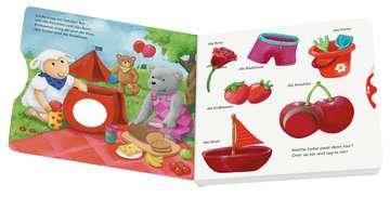 31791 Babybücher und Pappbilderbücher Grün, gelb, rot, blau von Ravensburger 5