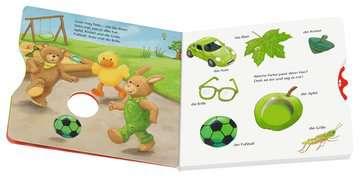 31791 Babybücher und Pappbilderbücher Grün, gelb, rot, blau von Ravensburger 6