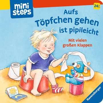 31792 Babybücher und Pappbilderbücher Aufs Töpfchen gehen ist pipileicht von Ravensburger 1