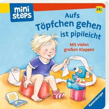 31792 Babybücher und Pappbilderbücher Aufs Töpfchen gehen ist pipileicht von Ravensburger 2