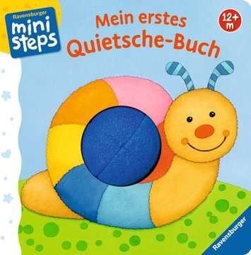 31941 Babybücher und Pappbilderbücher Mein erstes Quietschebuch von Ravensburger 1