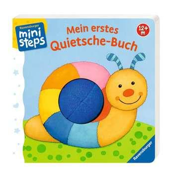 31941 Babybücher und Pappbilderbücher Mein erstes Quietschebuch von Ravensburger 2