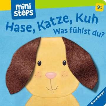 31990 Babybücher und Pappbilderbücher Hase, Katze, Kuh - Was fühlst du? von Ravensburger 1
