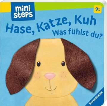 31990 Babybücher und Pappbilderbücher Hase, Katze, Kuh - Was fühlst du? von Ravensburger 2