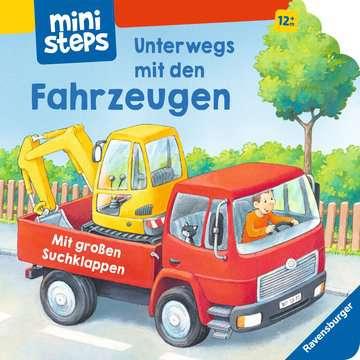 31991 Babybücher und Pappbilderbücher Unterwegs mit den Fahrzeugen von Ravensburger 1