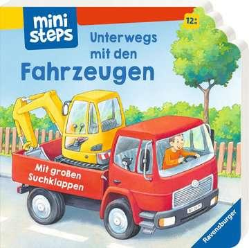 31991 Babybücher und Pappbilderbücher Unterwegs mit den Fahrzeugen von Ravensburger 2