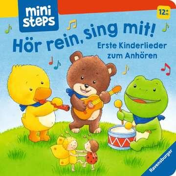 31993 Babybücher und Pappbilderbücher Erste Kinderlieder zum Anhören von Ravensburger 1