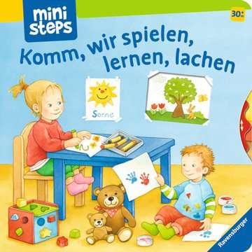 31996 Bücher Komm, wir spielen, lernen, lachen von Ravensburger 1