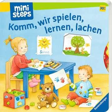 31996 Bücher Komm, wir spielen, lernen, lachen von Ravensburger 2