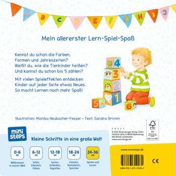 31996 Bücher Komm, wir spielen, lernen, lachen von Ravensburger 3