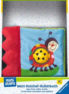 31998 Babybücher und Pappbilderbücher Mein Kuschel-Kullerbuch von Ravensburger 1