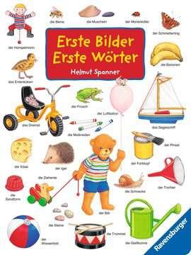 32437 Babybücher und Pappbilderbücher Erste Bilder - Erste Wörter (Sonderausgabe) von Ravensburger 1