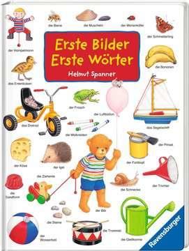 32437 Babybücher und Pappbilderbücher Erste Bilder - Erste Wörter (Sonderausgabe) von Ravensburger 2