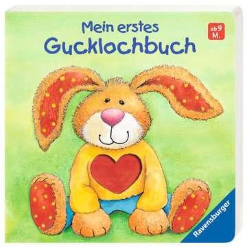 32451 Babybücher und Pappbilderbücher Mein erstes Gucklochbuch von Ravensburger 2