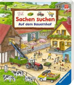 32454 Babybücher und Pappbilderbücher Sachen suchen: Auf dem Bauernhof von Ravensburger 2