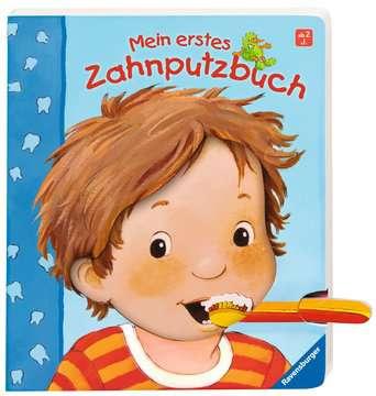 32462 Babybücher und Pappbilderbücher Mein erstes Zahnputzbuch von Ravensburger 2