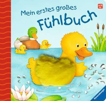 Mein erstes großes Fühlbuch Kinderbücher;Babybücher und Pappbilderbücher - Bild 1 - Ravensburger