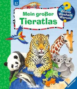 Mein großer Tieratlas Kinderbücher;Wieso? Weshalb? Warum? - Bild 1 - Ravensburger