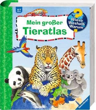 Mein großer Tieratlas Kinderbücher;Wieso? Weshalb? Warum? - Bild 2 - Ravensburger