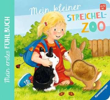 32611 Babybücher und Pappbilderbücher Mein erstes Fühlbuch: Mein kleiner Streichelzoo von Ravensburger 1