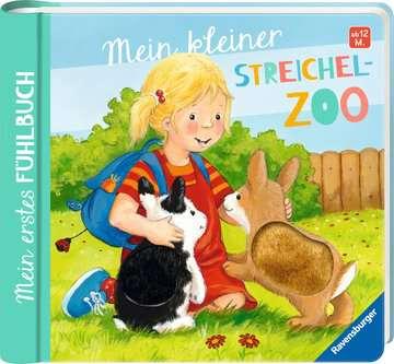 32611 Babybücher und Pappbilderbücher Mein erstes Fühlbuch: Mein kleiner Streichelzoo von Ravensburger 2