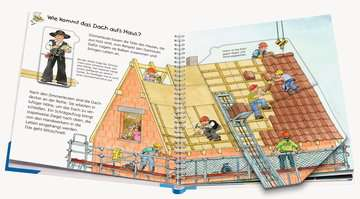 Wer arbeitet auf der Baustelle? Kinderbücher;Wieso? Weshalb? Warum? - Bild 5 - Ravensburger