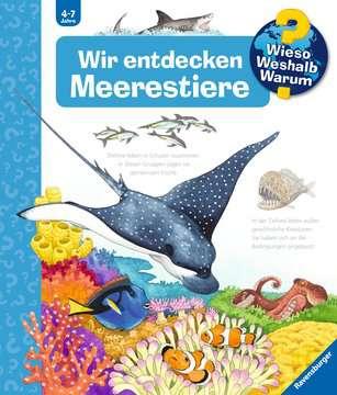 Wir entdecken Meerestiere Kinderbücher;Wieso? Weshalb? Warum? - Bild 1 - Ravensburger