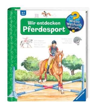 Wir entdecken Pferdesport Kinderbücher;Wieso? Weshalb? Warum? - Bild 2 - Ravensburger