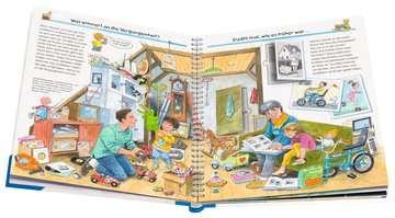 Wie Kinder früher lebten Kinderbücher;Wieso? Weshalb? Warum? - Bild 3 - Ravensburger