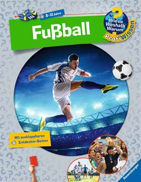 Fußball Kinderbücher;Wieso? Weshalb? Warum? - Bild 1 - Ravensburger