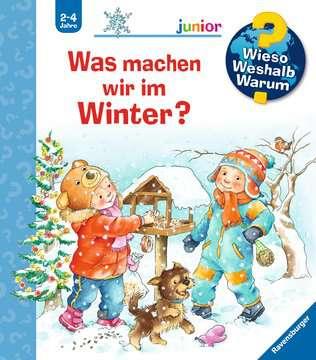 Was machen wir im Winter? Kinderbücher;Wieso? Weshalb? Warum? - Bild 1 - Ravensburger