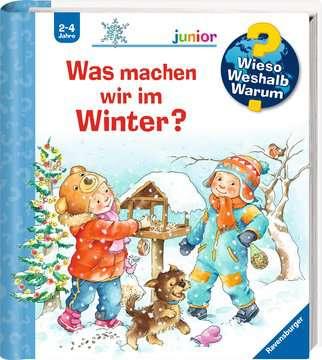 Was machen wir im Winter? Kinderbücher;Wieso? Weshalb? Warum? - Bild 2 - Ravensburger