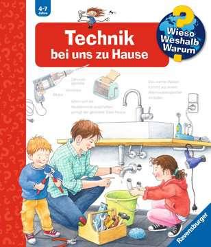 Technik bei uns zu Hause Kinderbücher;Wieso? Weshalb? Warum? - Bild 1 - Ravensburger