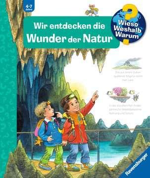 Wir entdecken die Wunder der Natur Kinderbücher;Wieso? Weshalb? Warum? - Bild 1 - Ravensburger
