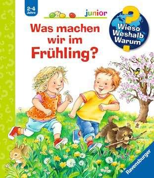 Was machen wir im Frühling? Kinderbücher;Wieso? Weshalb? Warum? - Bild 1 - Ravensburger