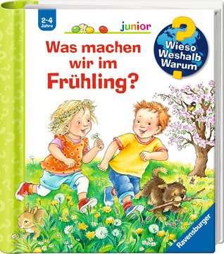 Was machen wir im Frühling? Kinderbücher;Wieso? Weshalb? Warum? - Bild 2 - Ravensburger