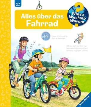 Alles über das Fahrrad Kinderbücher;Wieso? Weshalb? Warum? - Bild 1 - Ravensburger