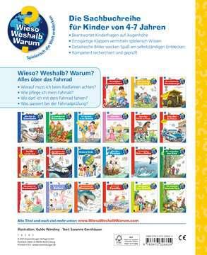 Alles über das Fahrrad Kinderbücher;Wieso? Weshalb? Warum? - Bild 3 - Ravensburger