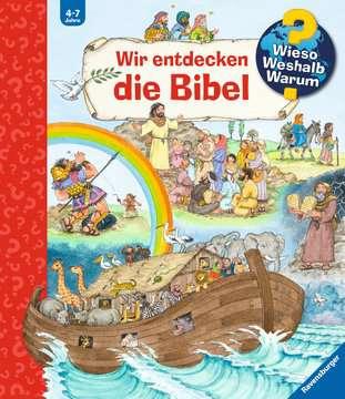 32663 Wieso? Weshalb? Warum? Wir entdecken die Bibel von Ravensburger 1