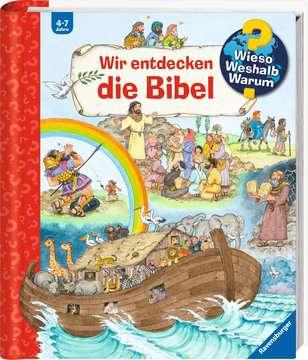 32663 Wieso? Weshalb? Warum? Wir entdecken die Bibel von Ravensburger 2