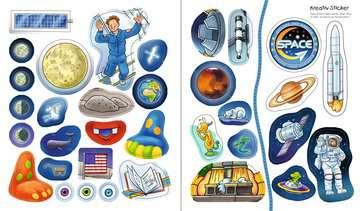 Weltraum Kinderbücher;Wieso? Weshalb? Warum? - Bild 4 - Ravensburger